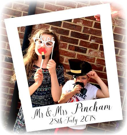 Extra Large Polaroid Frame | Photo Booth Frame | Wedding Frame ...