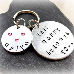 Hand Stamped Gifts